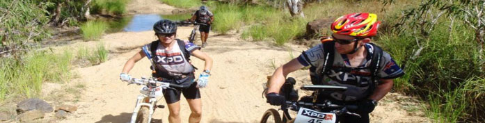 Queensland, MTBO