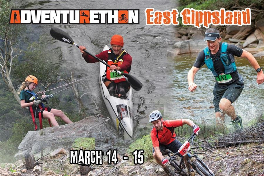 Adventurethon East Gippsland Stage Event