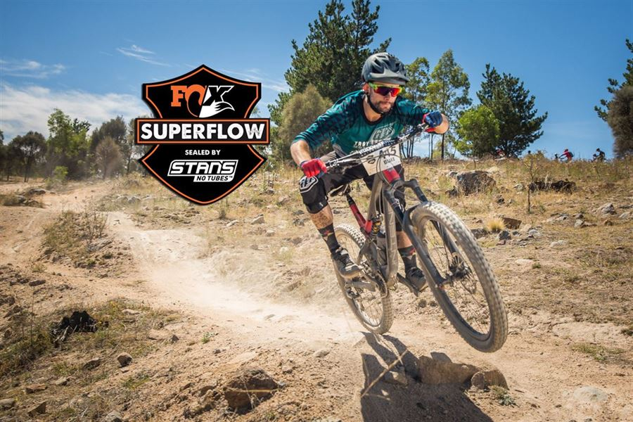 Fox Superflow Sealed by Stan's - Rd 2 Stromlo