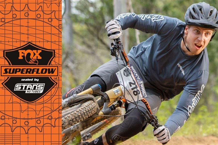 Fox Superflow Sealed by Stan's Race | Mt Buller