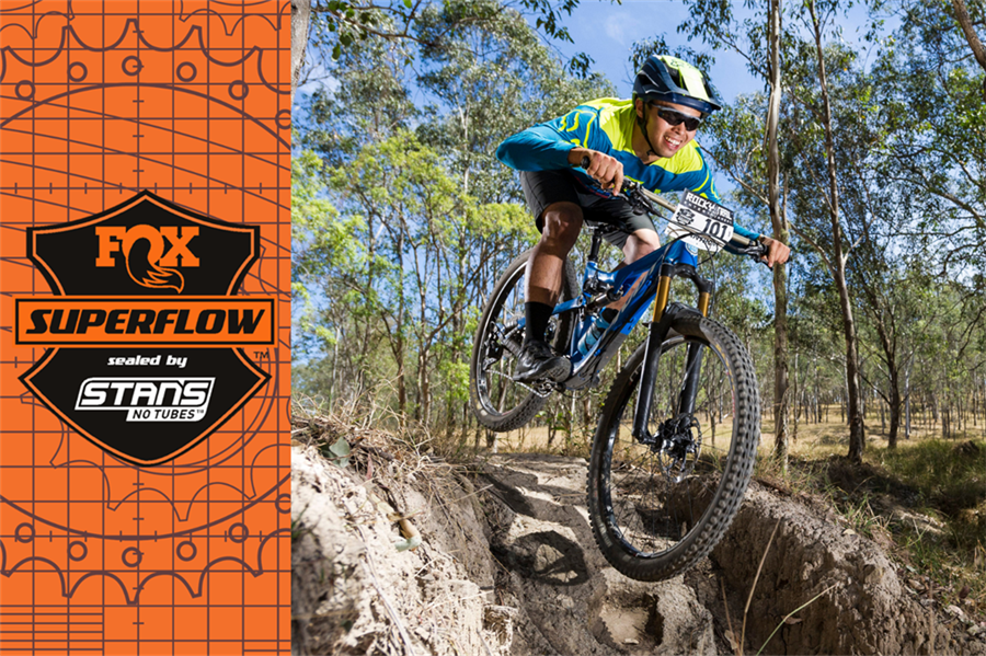 Fox Superlow sealed by Stan's Race VIC | Silvan