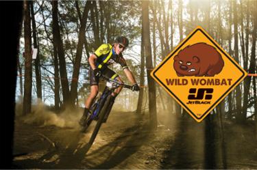 Jetblack Wild Wombat