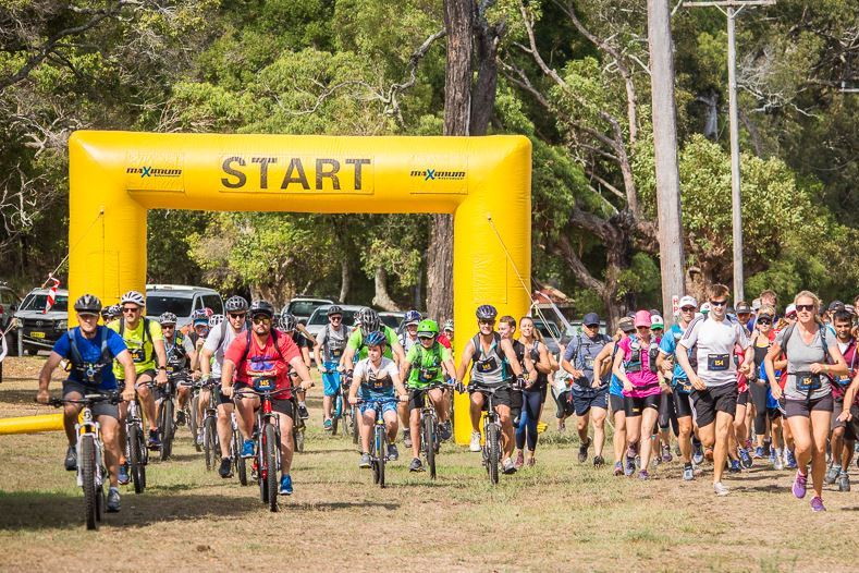Maximum Adventure Race Series - Lake Macquarie, NSW