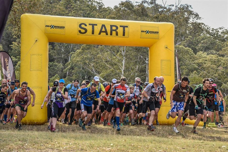 Maximum Adventure Race Series - Blue Mountains