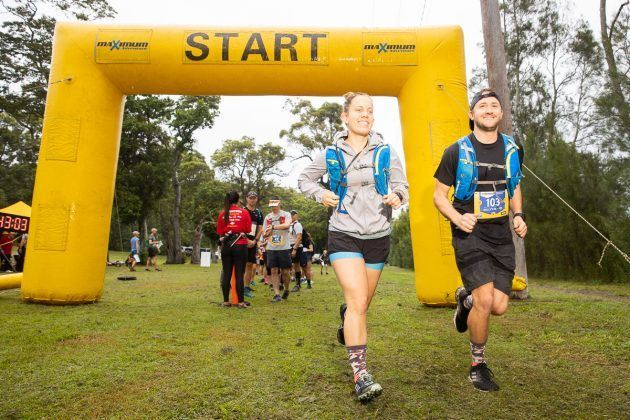 Maximum Adventure Race Series - Lake Macquarie