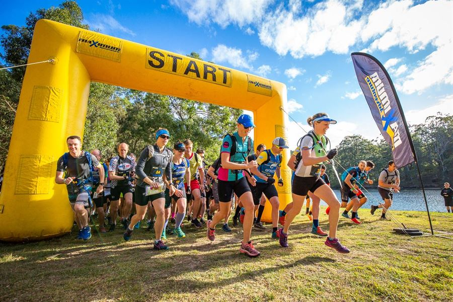 Maximum Adventure Race Series - Royal National Park